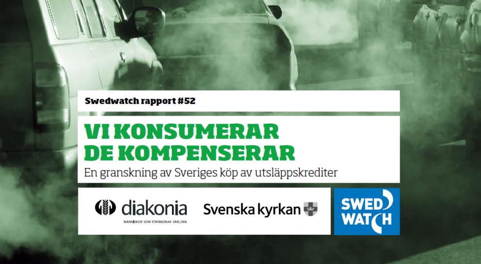 Ett energiprojekt i Indien illustrerar problemen med att svenska utsläpp ska minskas genom köp av utsläppskrediter i utvecklingsländer - CDM-rapport från Swedwatch.