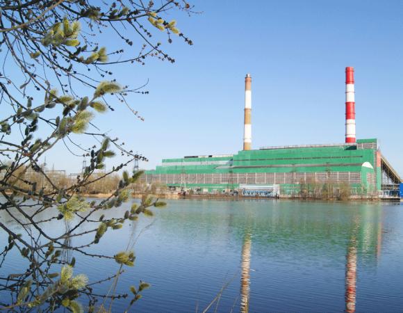 Shaturskaya-kraftverket i Moskva får renare teknik genom ett Joint Implementation-projekt. Källa: UNFCCC - JI Highlights