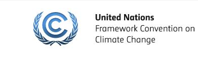 Logotyp för klimatkonventionenn UNFCCC.
