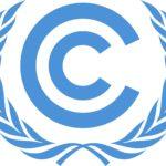 Klimatkonventionen UNFCCC logo.