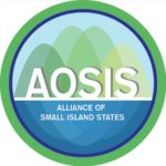 AOSIS logo Alliance of Small Island States