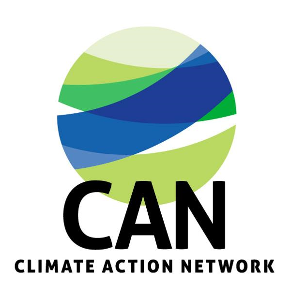 Climate Action Network CAN logo