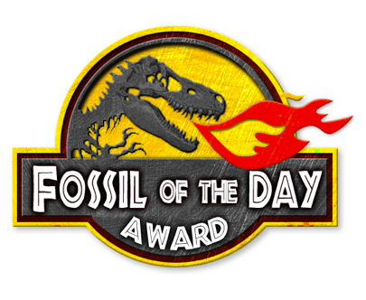 Fossil of the Day - the award for countries doing the least or even ruining the climate talks under UNFCCC