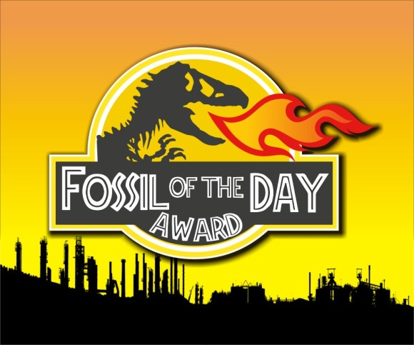 Fossil of the Day logotyp