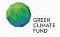 Gröna klimatfonden logo