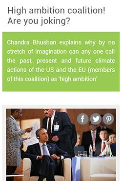 Läs mer i denna skarpt kritiska artikel i indiska tidningen DownToEarth.