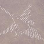 Nazca-linjerna i Peru.