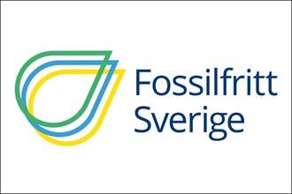 Logotyp för Fossilfritt Sverige. Bild: Regeringskansliet