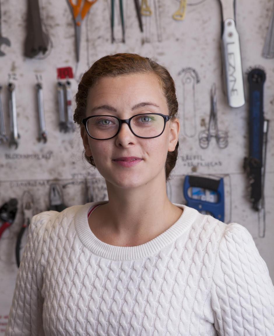 Emma Öhrwall är en av de som skrivit mest om kollaborativ ekonomi i Sverige.