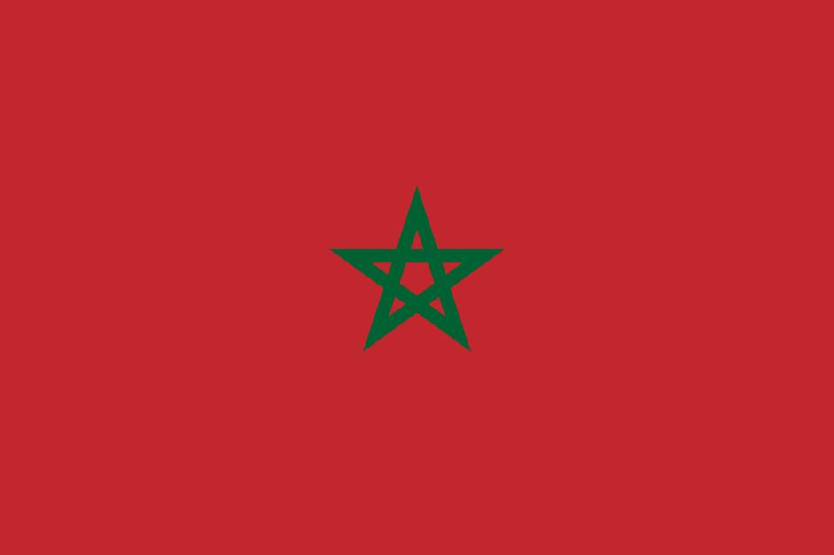 COP22 förväntas hållas i Marocko, vars flagga bilden visar. Bild: Wikipedia