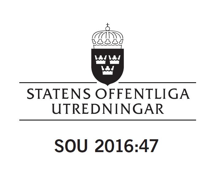 En klimat- och luftvårdsstrategi för Sverige (SOU 2016:47)