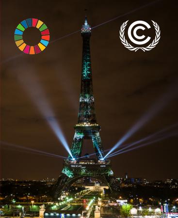 Efter ratificering trädde Parisavtalet ikraft den 4 november 2016. Bild: UNFCCC