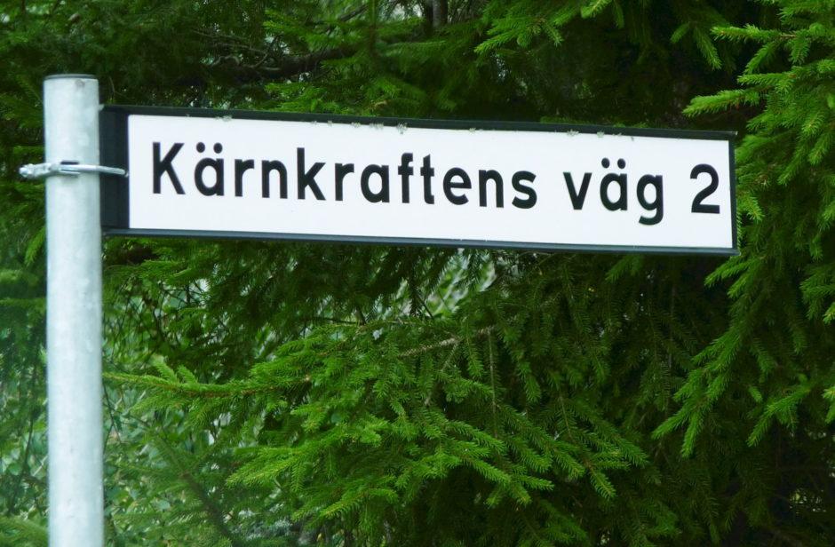 I den lilla orten Studsvik utanför Nyköping finns en del av svensk kärnkraftsindustri. Bild: Holger.Ellgaard