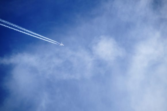 Höghöjdseffekten är den ytterligare påverkan på klimatet som flyg på hög höjd orsakar. Bild: Pixabay